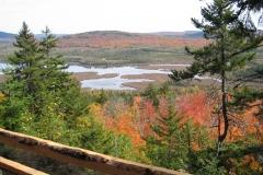 Lac Talon, bassin versant de la rivière Noire Nord-Ouest, à St-Fabien-de-Panet, MRC de Montmagny. Crédit photo: Parc Régional des Appalaches