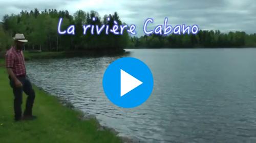 À la découverte de la rivière Cabano