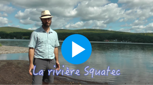 À la découverte de la rivière Squatec