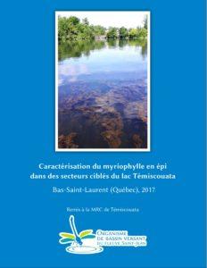 Consulter le rapport de caractérisation (PDF)