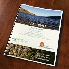 Le Carnet de santé du lac Beau : un outil pour la préservation des écosystèmes
