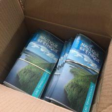 Le guide nautique et éthique du lac Témiscouata est arrivé !!